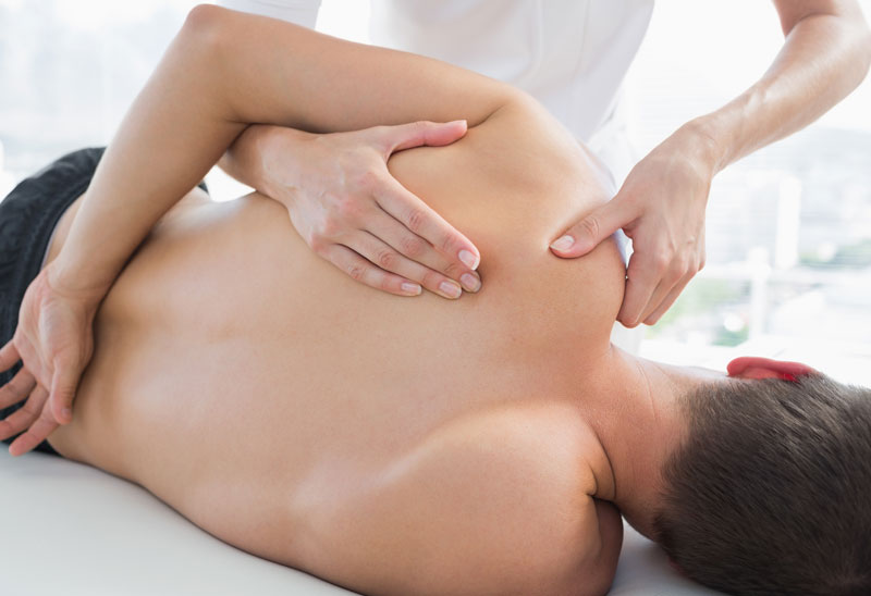 sports massage in manchester
